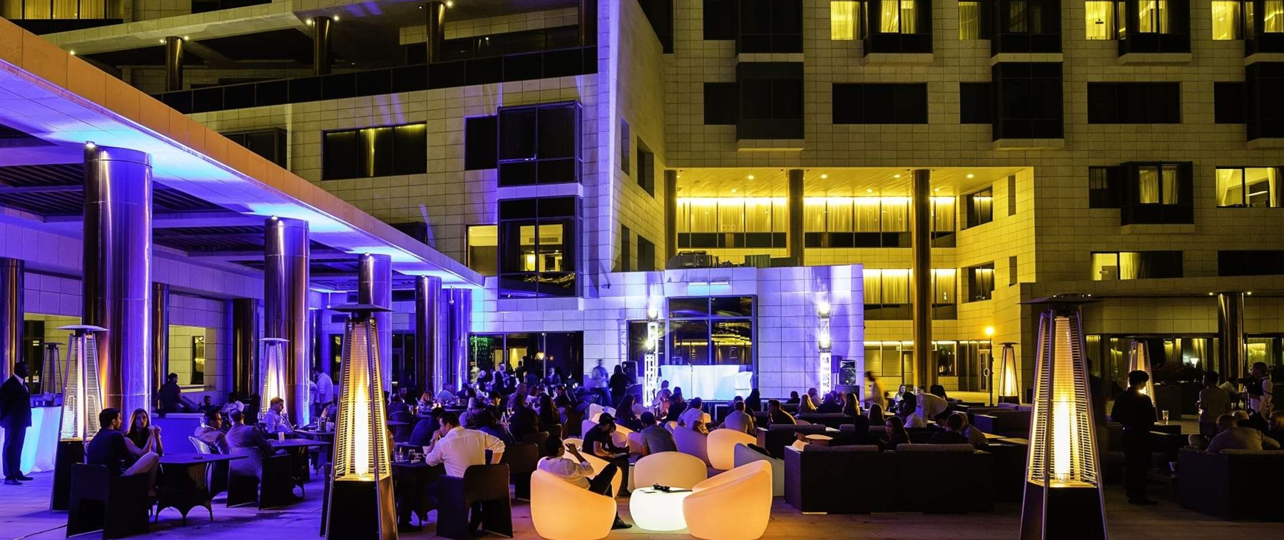 The Westin Doha Hotel Special Hour